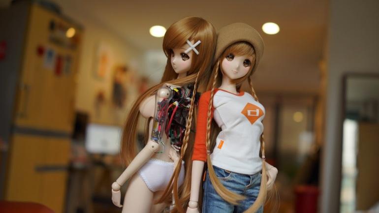 Smart Doll robotic ver