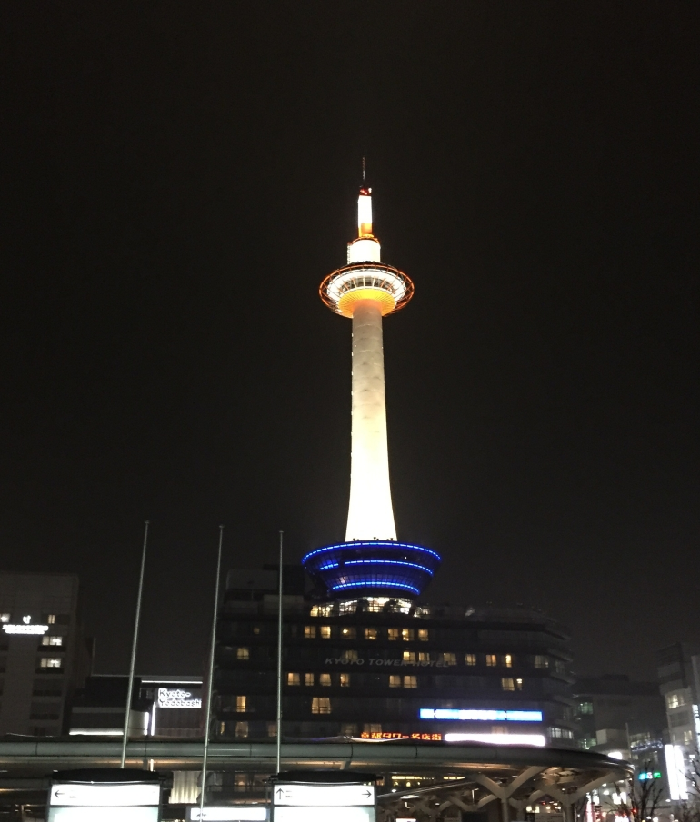 Kioto Tower