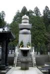 Mausoleo impresionante en Okunoin