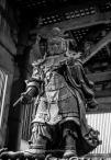 Escultura en el Tôdai-ji