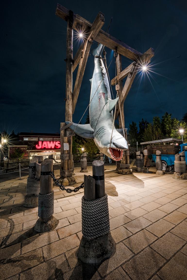 Tiburón Universal Studios Japan