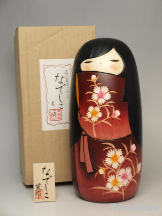 Kokeshi - muñeca japonesa