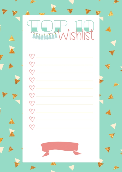 Wishlist Hearts