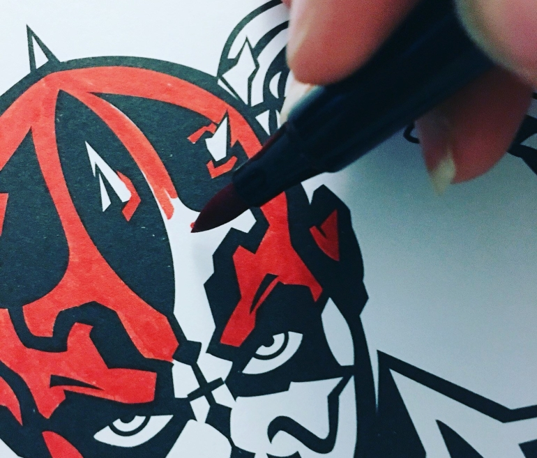 color darthmaul