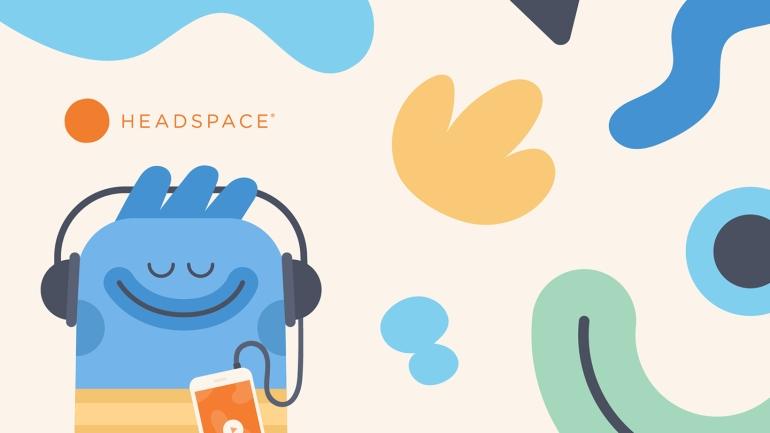 Headspace - meditación guiada