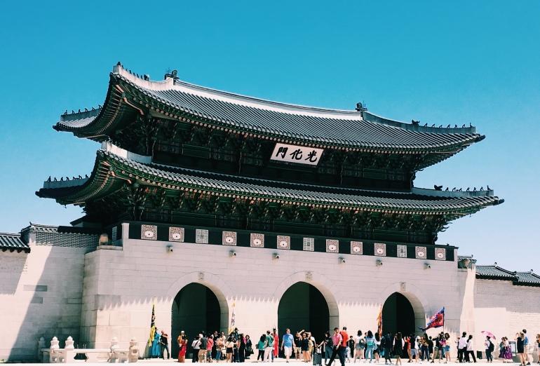 Palacio imperial Seúl