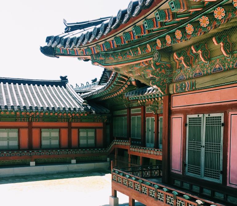 Palacio imperial de seúl