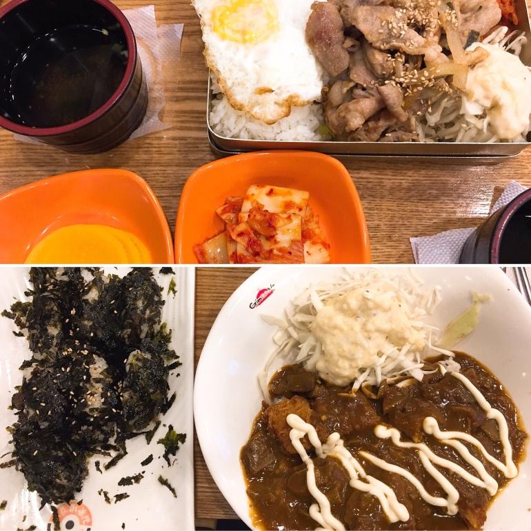 Cena coreana