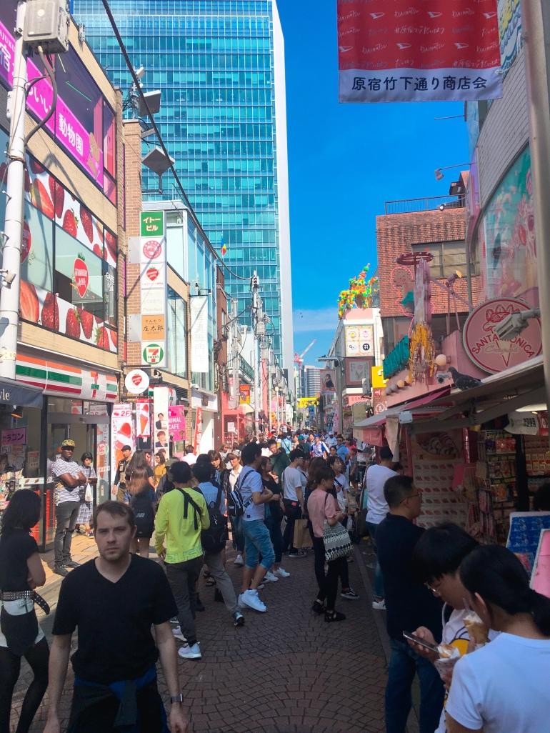 Calle Takeshita