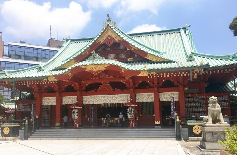 Kanda-myojin templo