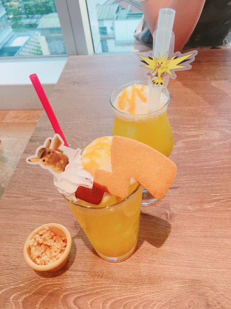 Bebidas Pokémon