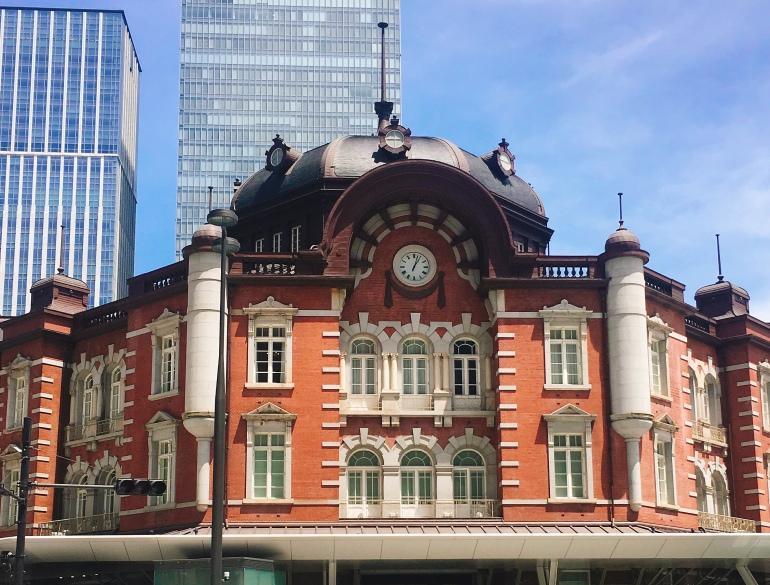 Estación central de Tokio