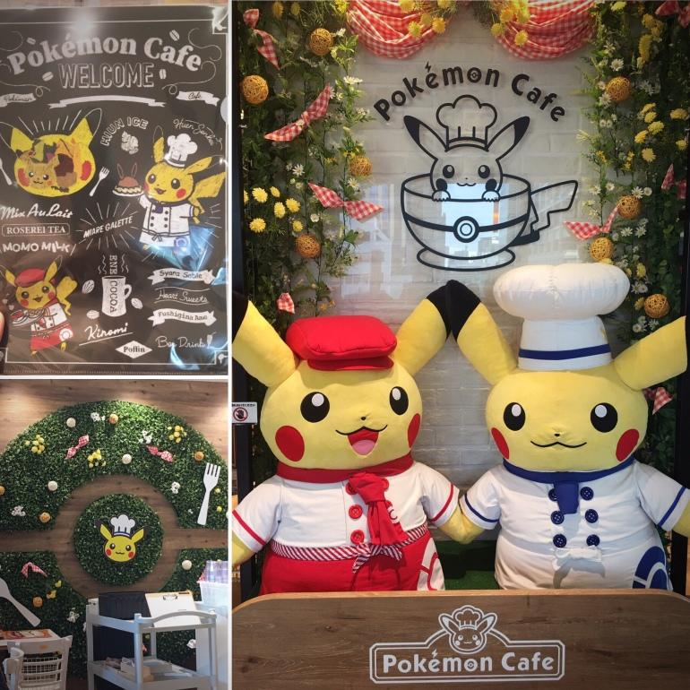 Pokémon café DX Tokyo