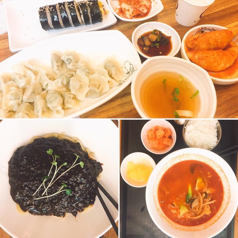 Nuestra comida y la cena del día