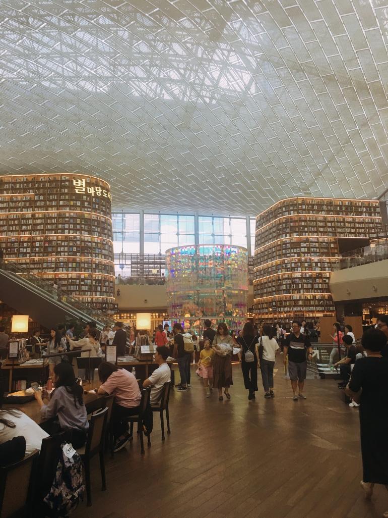 Samseong biblioteca