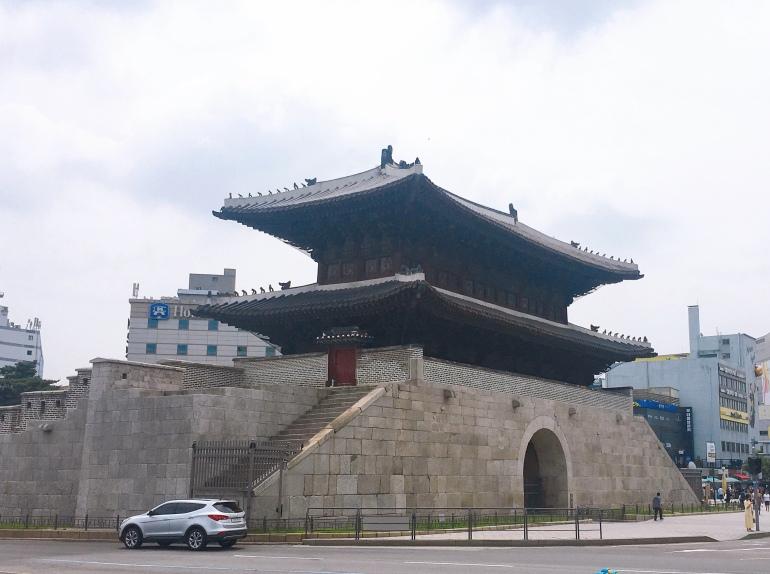 Dongdaemun, la gran puerta del este